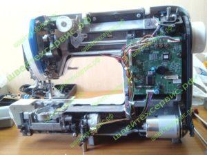 Ремонт электронных швейных машин