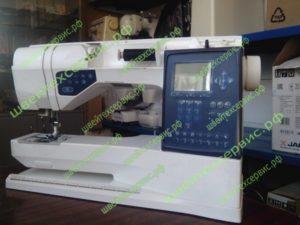 Ремонт компьютерных швейных машин