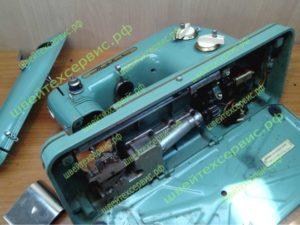 Ремонт старых швейных машин в Самаре